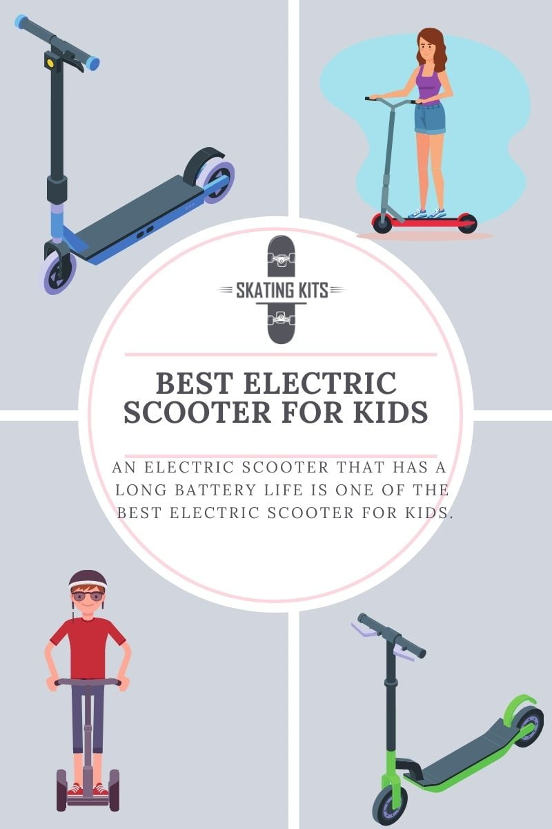 top electric scooters for kids